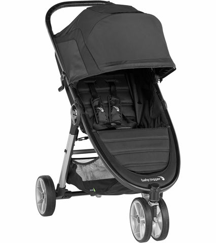 Baby Jogger 2019 City Mini 2 Stroller - Jet - Traveling Tikes