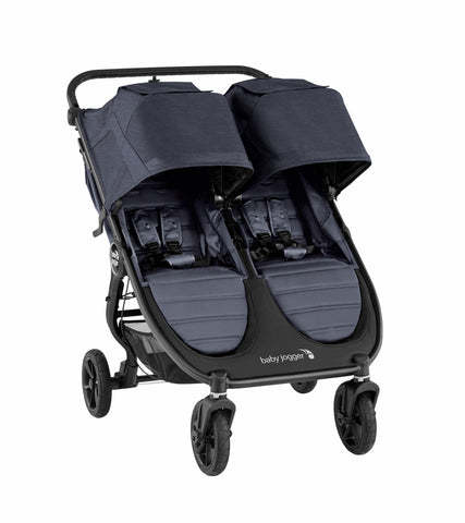 Baby Jogger 2021 City Mini GT2 Double Stroller - Carbon