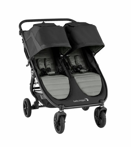 Baby Jogger 2021 City Mini GT2 Double Stroller - Slate