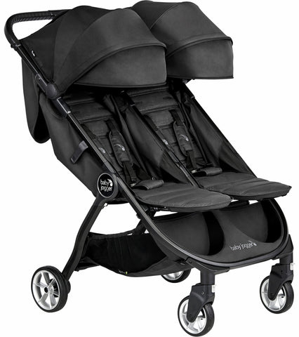 Baby Jogger 2019 City Tour 2 Double Stroller - Jet