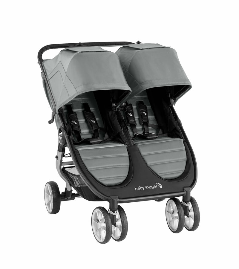 Baby Jogger 2020 City Mini 2 Double Stroller - Slate