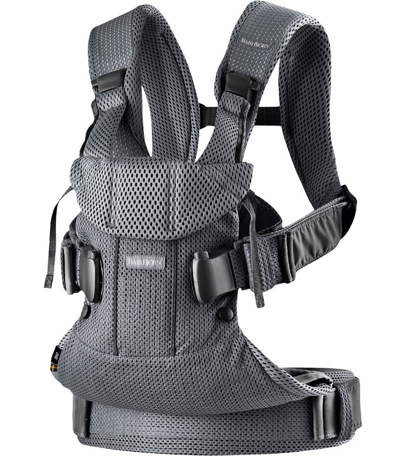 Baby Bjorn Baby Carrier One Air, 3D Mesh - Anthracite