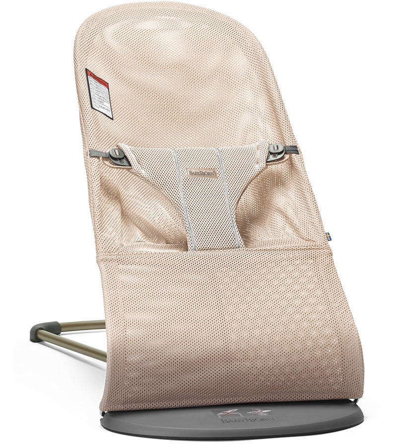 Baby Bjorn Bouncer Bliss Mesh - Pearly Pink