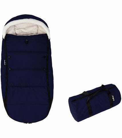 Babyzen Polar Footmuff - Air France Blue - Traveling Tikes