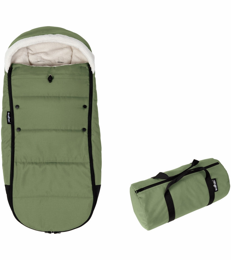 Babyzen Polar Footmuff - Peppermint - Traveling Tikes