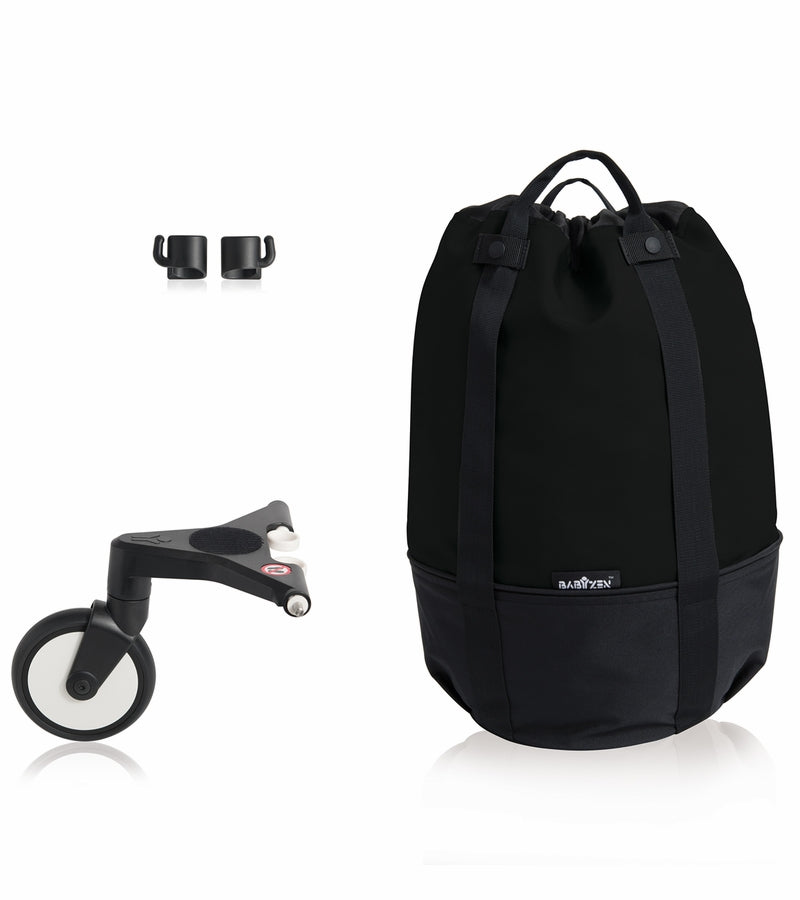 BABYZEN YOYO + Rolling Bag - Black