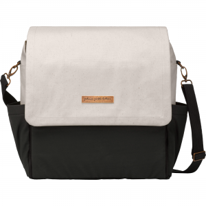 Petunia Pickle Bottom Boxy Abundance Backpack-Birch/Black