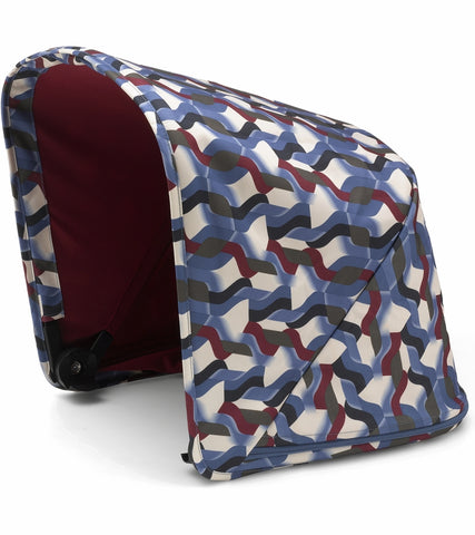 Bugaboo Fox Sun Canopy - Waves