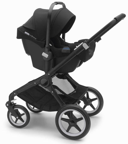 Bugaboo Turtle One Infant Car Seat by Nuna - Black