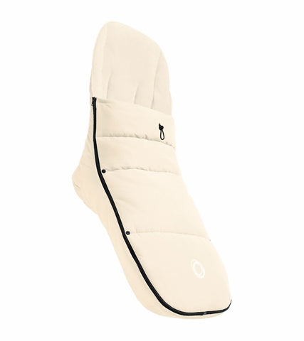 Bugaboo Universal Footmuff in Fresh White