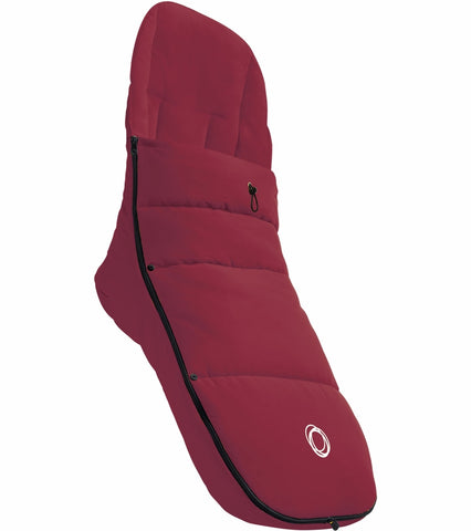 Bugaboo Universal Footmuff  - Ruby Red