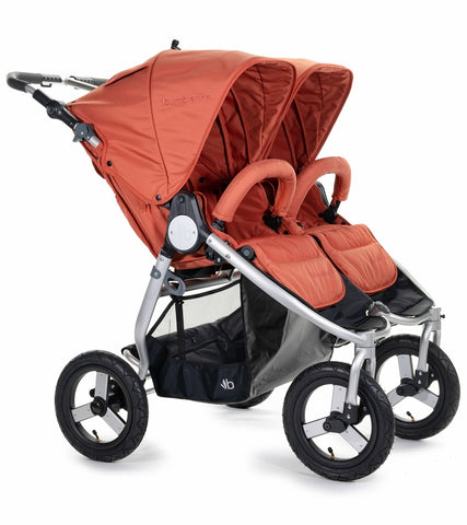 Bumbleride 2020 Indie Twin Stroller - Clay
