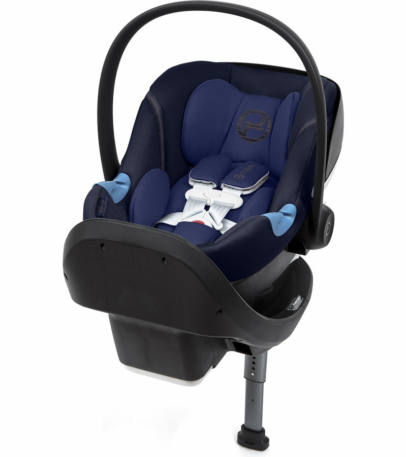 Cybex Aton M SensorSafe Infant Car Seat - Denim Blue