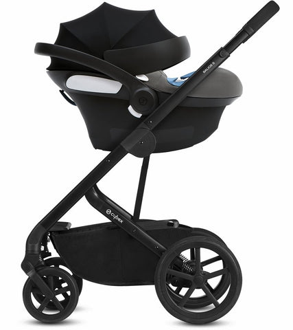 Cybex Aton M SensorSafe Infant Car Seat - Pepper Black