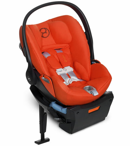 Cybex Cloud Q SensorSafe Infant Car Seat - Autumn Gold