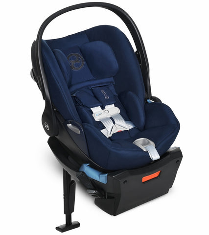 Cybex Cloud Q SensorSafe Infant Car Seat - Midnight Blue