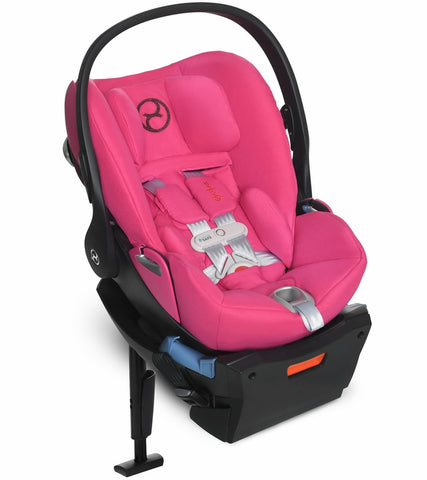 Cybex Cloud Q SensorSafe Infant Car Seat - Passion Pink