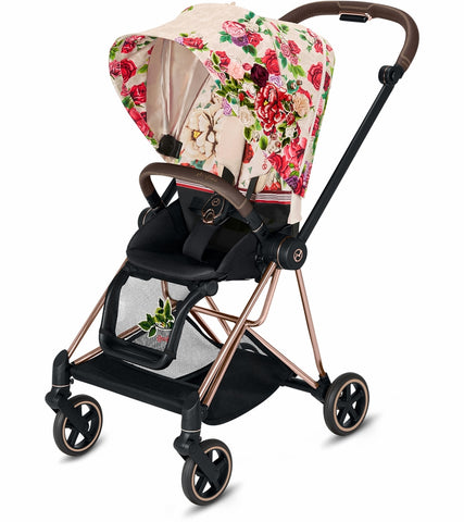 Cybex Mios 2 Complete Stroller - Spring Blossom Light