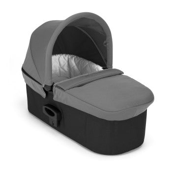 Baby Jogger Deluxe Pram-Grey - Traveling Tikes
