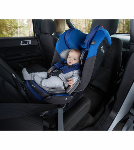 Diono Radian 3QX All-in-One Convertible Car Seat-Gray Slate