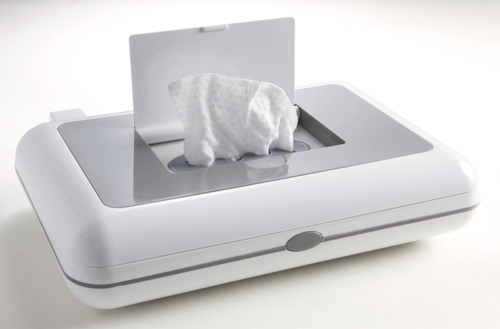 Prince Lionheart Compact Wipes Warmer - Grey