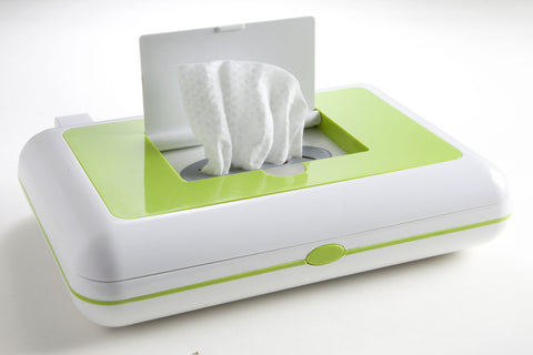 Prince Lionheart Compac Baby Wipes Warmer - Green