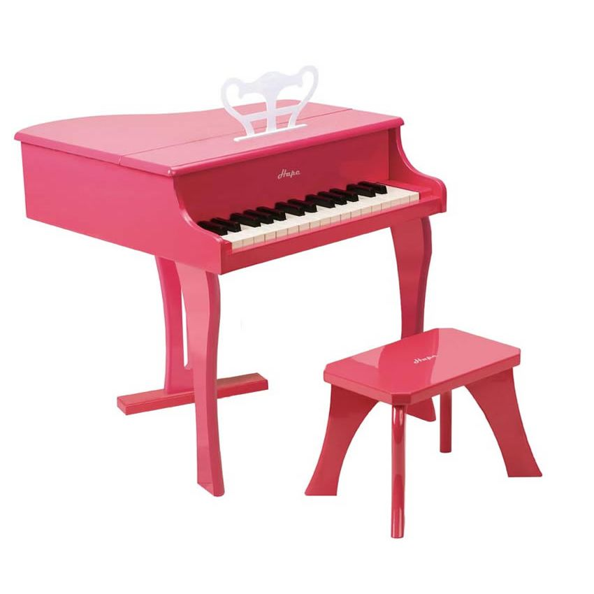 Happy Grand Piano-Pink