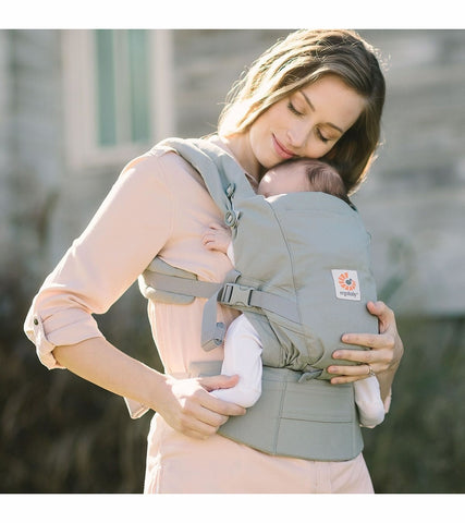 Ergobaby Adapt Baby Carrier - Pearl Grey