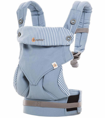 Ergobaby Four Position 360 Carrier - Azure Blue