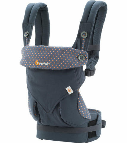 ErgoBaby 4 Position 360 Carrier-Dusty Blue