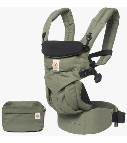 Ergobaby Omni 360 Carrier - Khaki Green