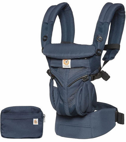 Ergobaby Omni Cool Air Mesh 360 Carrier - Midnight/Blue