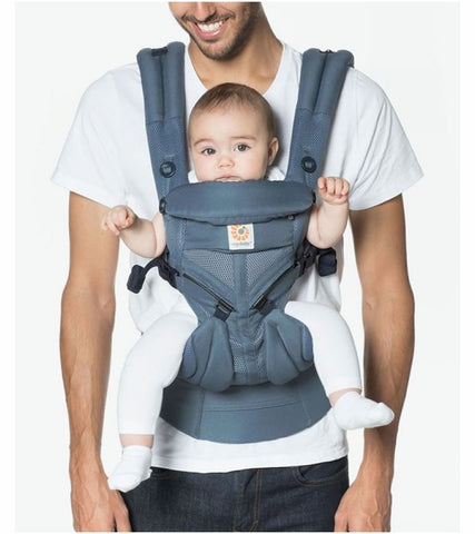 Ergobaby Omni Cool Air Mesh 360 Carrier - Oxford Blue