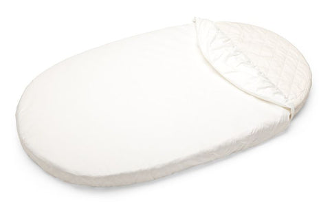 Stokke® Sleepi™ Fitted Sheet White