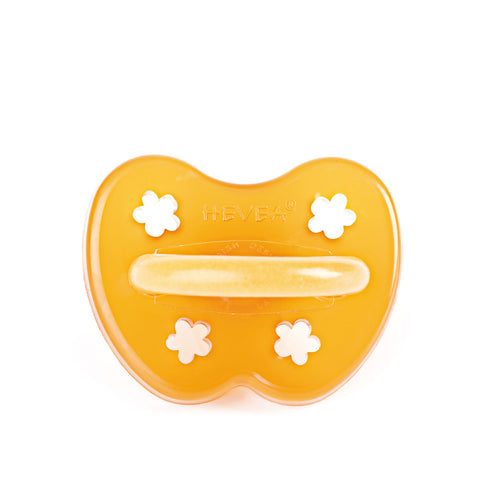 HEVEA Natural Rubber Flower Pacifier