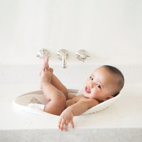 Puj Flyte Portable Bathtub-White