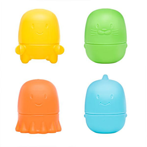 Ubbi Interchangeable Bath Toys