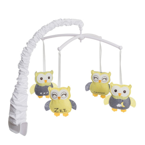 Halo Bassinest Mobile - Sleepy Owl