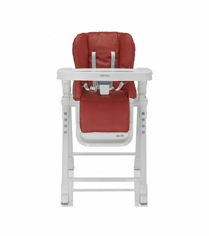 Inglesina 2019 Gusto Highchair - Red