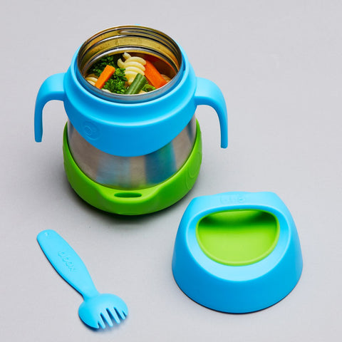 B.Box insulated food jar - ocean breeze