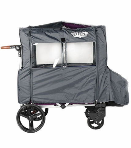 Keenz 7S All-Weather Cover - Grey