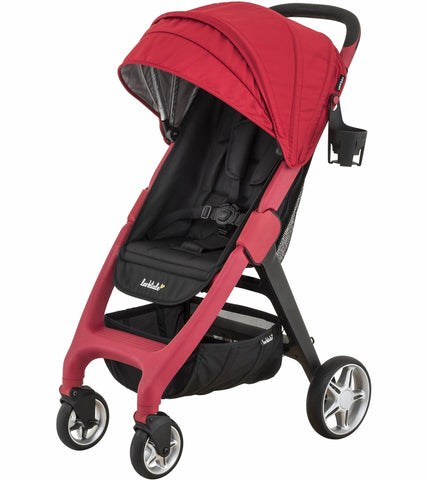Larktale Chit Chat Stroller - Barossa Red