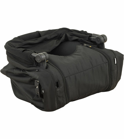 Larktale Coast Carry Cot - Black