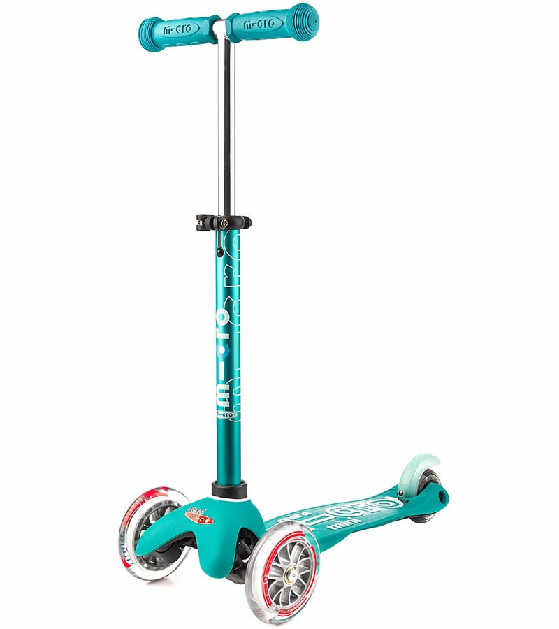 Micro Mini Deluxe Scooter - Aqua