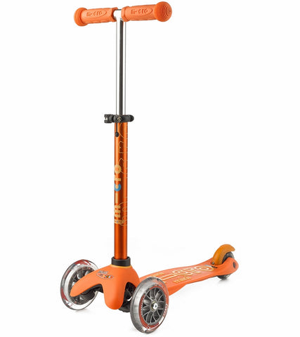 Micro Mini Deluxe Scooter - Orange