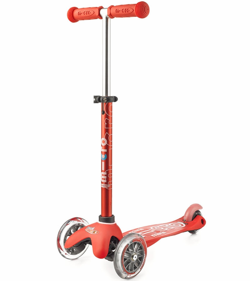 Micro Mini Deluxe Scooter - Red