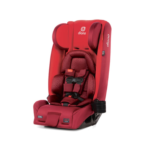 Diono 2020 Radian 3RXT All-in-One Convertible Car Seat - Red Cherry