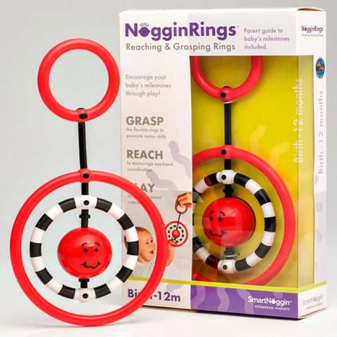 Smart Noggin NogginRings® Reaching & Grasping Rings