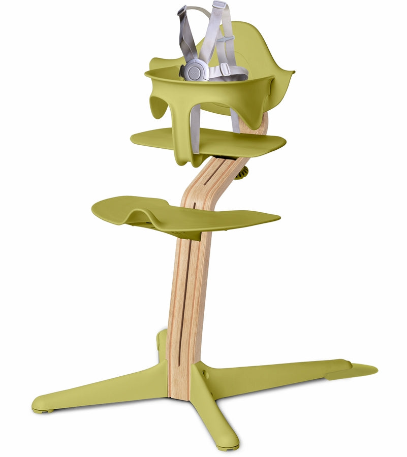 Nomi Highchair - Lime/White Oak