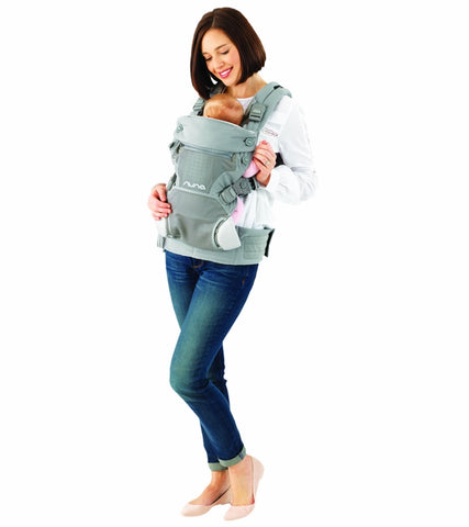 Nuna CUDL Infant Carrier - Caviar